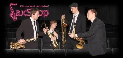SaxShop – das besondere Saxophonquartett 2012